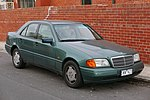 1994 Mercedes-Benz C 180 (W 202) Classic sedan (2015-06-15) 01.jpg