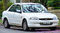 1999-2001 Ford Laser (KN) GLXi sedan 01.jpg