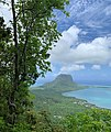 1 Le Morne Brabant viewed from Ebony Forest Chamarel.jpg
