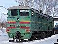 2ТЭ10М-0596, Kazakhstan, Karaganda region, Karaganda depot (Trainpix 122287).jpg