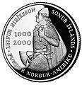 2000 Leif Ericson Icelandic 1000 Krona Obverse.jpg