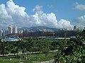 2003年建设中的深圳会展中心 - panoramio.jpg