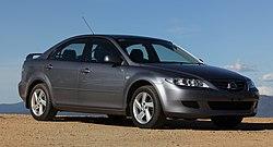 2003 Mazda6 Hatch (Australia)