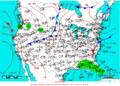 2005-07-10 Surface Weather Map NOAA.png