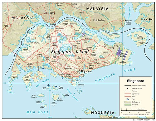 Portalsingapore wikiwand singapore is an island nation located at the southern tip of the malay peninsula it lies 137 kilometres 85 mi north of the equator south of the gumiabroncs Choice Image