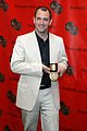 2006 Trey Parker with Peabody Award.jpg