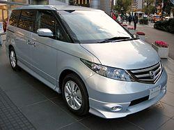 Honda Elysion - Wikipedia bahasa Indonesia, ensiklopedia bebas