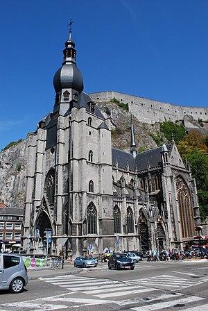 Notre Dame de Dinant - Image: 20090816 dinant 08