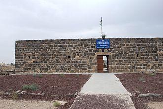 Mafraq - The historic city of Umm el-Jimal