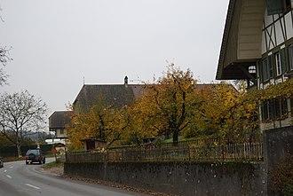 Etzelkofen - Etzelkofen village