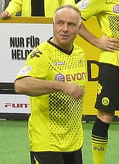 Michael Rummenigge German former professional footballer (born 1964)