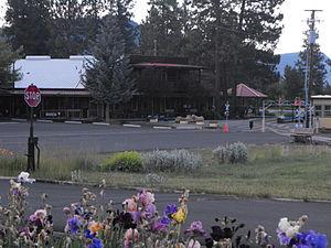 Train Mountain Railroad - Central Station
