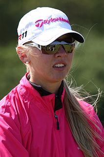 Jessica Korda American professional golfer