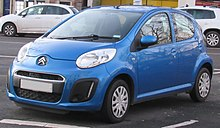 Citroën C1 Wikipedia