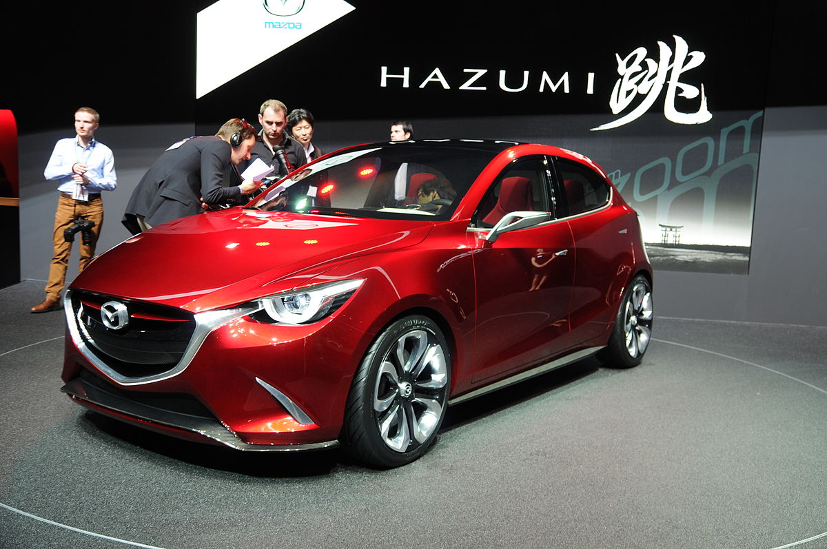 Hatchback >> Mazda Hazumi - Wikipedia