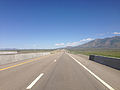 2014-06-11 14 26 15 View east along Interstate 80 from around milepost 336 near Deeth, Nevada.JPG