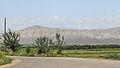 2014 Prowincja Ararat, Krajobraz widziany z drogi prowadzącej do klasztoru Chor Wirap (01).jpg
