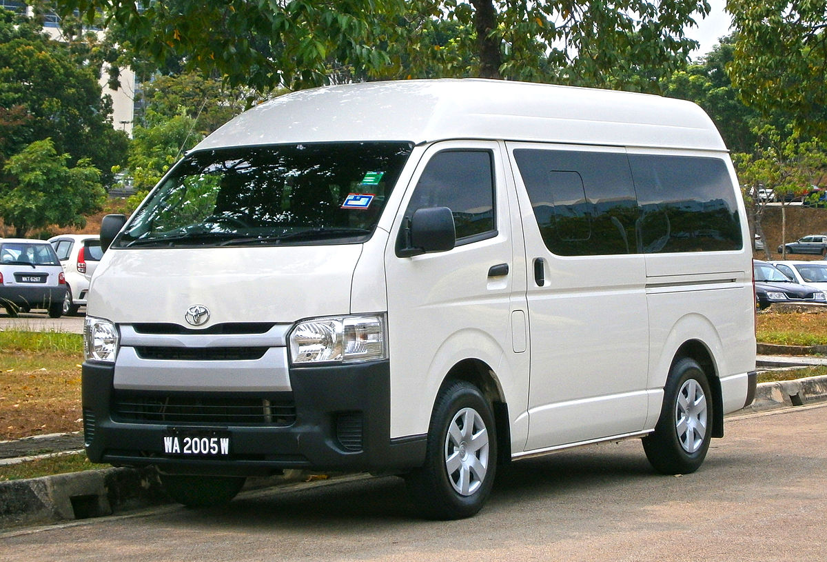 be8ed566f5 Toyota HiAce - Wikipedia