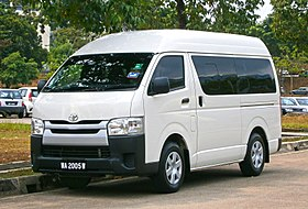 a9aab606eadd11 Toyota HiAce. 2014 Toyota HiAce Window Van ...