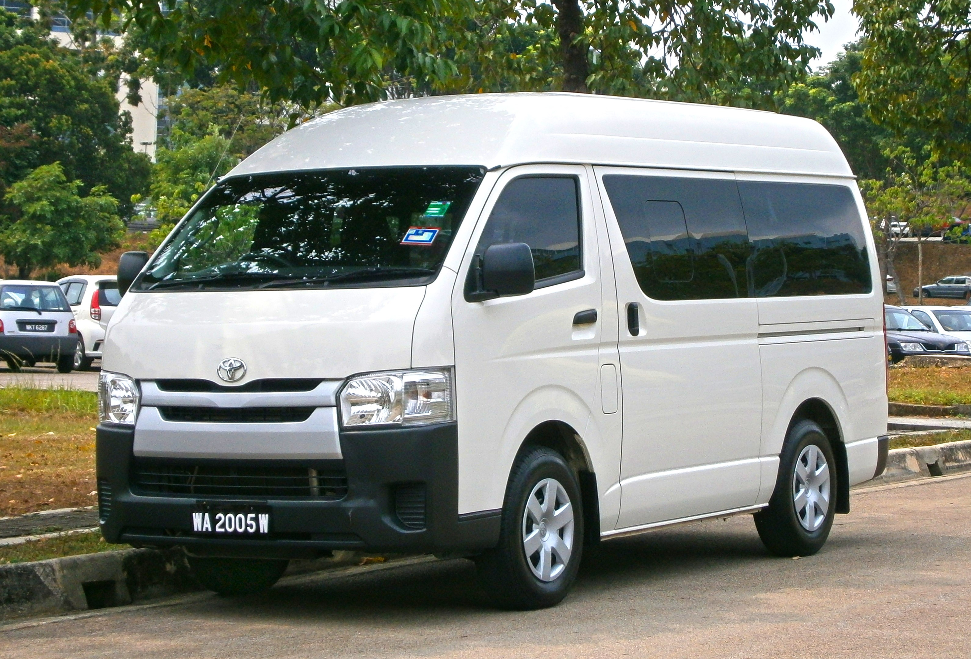 ece60d3c94 Toyota HiAce - The complete information and online sale with free shipping.  Order and buy now for the lowest price in the best online store!