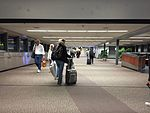 2015-04-13 23 43 01 View towards the outer end of Concourse C from the inner end at Salt Lake City International Airport, Utah.jpg