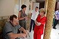 2015-06-25. Глинка, Елизавета Петровна в ДГБФ «Доброта» 03 .jpg