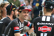 2015 Tour de France team presentation (19361311905).jpg