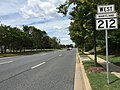 2016-09-02 12 56 54 View west along Maryland State Route 212 (Ritz Way) at U.S. Route 1 (Baltimore Avenue) in Beltsville, Prince Georges County, Maryland.jpg
