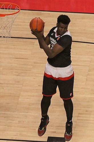 2016–17 Big 12 Conference men's basketball season - Udoka Azubuike, Kansas