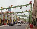 2016 Singapur, Chinatown, Ulica South Bridge, Dekoracje z okazji Chińskiego Nowego Roku (13).jpg