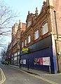 2016 Woolwich, Powis Street shops 10.jpg