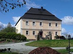 20170406275DR Obergurig Rittergut Herrenhaus Hauptstr 2