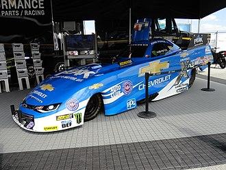 John Force - John Force Peak Chevrolet Funny Car