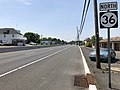 2018-05-25 14 37 53 View north along New Jersey State Route 36 (Memorial Parkway) just north of Monmouth County Route 516 (Leonardville Road) in Middletown Township, Monmouth County, New Jersey.jpg