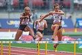 2018 DM Leichtathletik - 400-Meter-Huerden Frauen - by 2eight - DSC9406.jpg