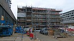 2018 Woolwich Crossrail Station construction site 27.jpg