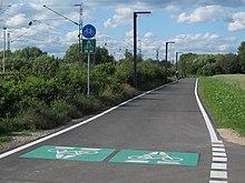 Fahrradschnellwege