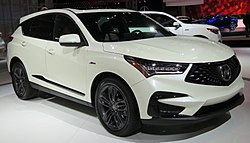 2019 Acura RDX A-Spec front white 4.2.18.jpg