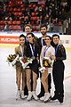 2019 Internationaux de France Saturday medals ice dance 8D9A7986.jpg