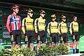 2019 ToB stage 1 - Team Jumbo-Visma.JPG