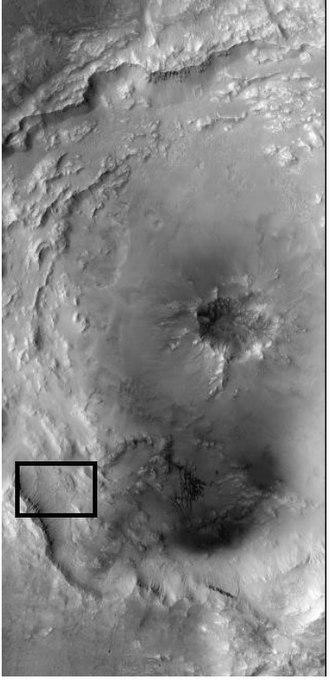 Mare Acidalium quadrangle - Image: 24951bambergwidectx