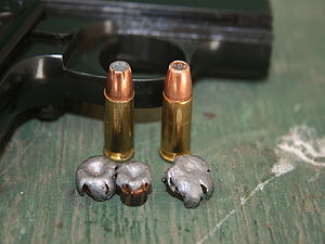 .25 ACP - Image: 25 Caliber Jacketed Hollow Point