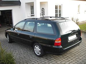 Ford Mondeo (first generation) - Station wagon (pre-facelift)