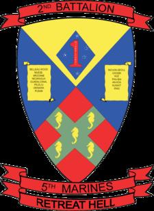 2 5 battalion insignia