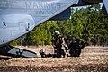 2nd CEB, VMM-365 conducts CASEVAC exercise 160310-M-VQ493-061.jpg