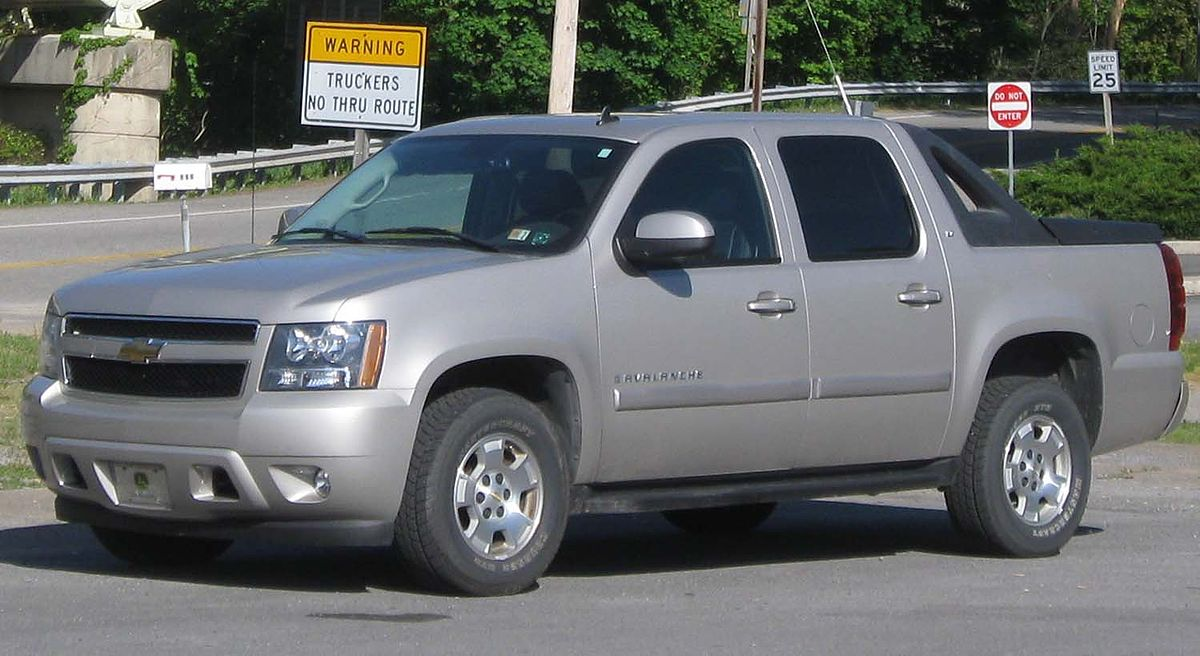 Chevrolet Avalanche Wikipedia >> Chevrolet Avalanche Simple English Wikipedia The Free Encyclopedia