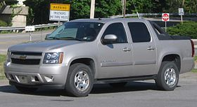 Image illustrative de l'article Chevrolet Avalanche