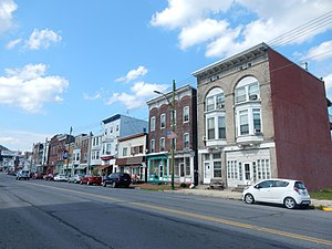 St. Clair, Pennsylvania - Image: 2nd St, St. Clair PA 02