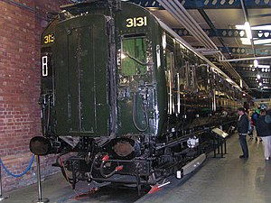 History of rail transport in Great Britain 1923–1947 - An SR EMU that ended up as a BR Class 404
