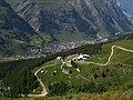 3976 - Zermatt and Riffelalp viewed from Riffelberg.JPG